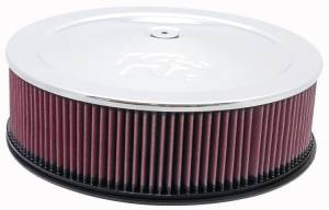 K AND N ENGINEERING #60-1235 Air Cleaner Assembly Dominator 4500 14x4