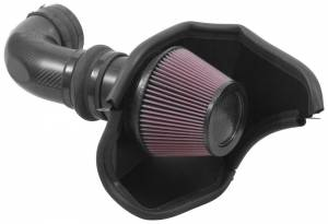 K AND N ENGINEERING #63-3096 16-   Cadillac CTS 6.2L Air Intake System