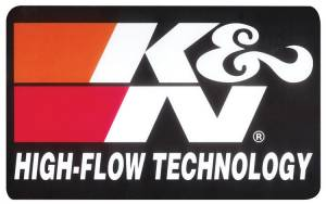 K AND N ENGINEERING #89-11820-1 Sign-High Flow Technolog y Small