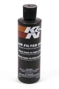 K AND N ENGINEERING #99-0533 Air Fltr Oil 8oz. Bottle