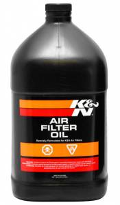 K AND N ENGINEERING #99-0551 1 Gallon Filter Oil