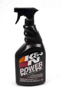 K AND N ENGINEERING #KNE99-0621 Air Fltr Clnr & Degrease 32oz Squirt Bottle