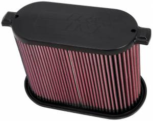 K AND N ENGINEERING #E-0785 08- F250 6.4L Repl Air Filter
