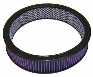 K AND N ENGINEERING #E-3743 Filter Element 14 x 3