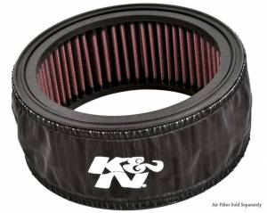 K AND N ENGINEERING #E-4518DK Drycharger Wrap E-4518 Black