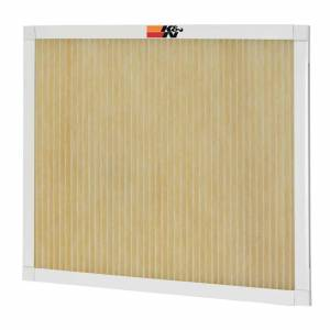 K AND N ENGINEERING #HVC-12424 HVAC Filter 24x24x1