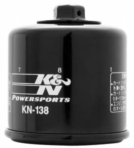 K AND N ENGINEERING #KN-138 Performance Oil Filter