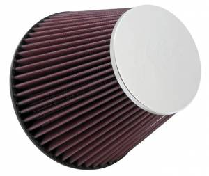 K AND N ENGINEERING #RF-1048 Universal Air Filter 6in FLG 7-1/2inB 4-1/2inT