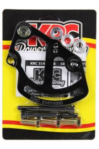 KRC POWER STEERING #KRC 31410000 Pump Mounting Bracket Kit Head Mount SBC