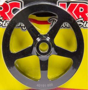 KRC POWER STEERING #KRC 40161600 P/S Pump Pulley 6in V-Belt Press On