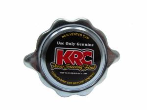 KRC POWER STEERING #KRC 91550800 Reservoir Tank Cap Non- Vented