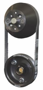 KRC POWER STEERING #KIT 16225605 Serpentine Drive Kit SBC Water Pump