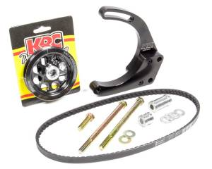 KRC POWER STEERING #KIT 16315000 SBC Add-on Denso Alterna tor Bracket Kit