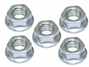 KING RACING PRODUCTS #1260 Front Hub Nut For Direct Mount Hub 3/8-16 Threads