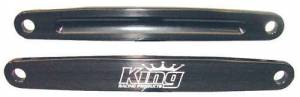 KING RACING PRODUCTS #1840 Jacobs Ladder Strap Alum
