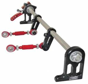 KING RACING PRODUCTS #2000 Throttle Cross Shaft Linkage Kit