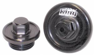 KING RACING PRODUCTS #2225 Rear End Plug Kit Hex