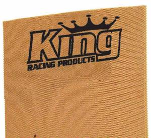 KING RACING PRODUCTS #2620 Honeycomb Rad Protector