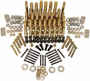 KING RACING PRODUCTS #2730 Steel Bolt Kit for Sprint Car