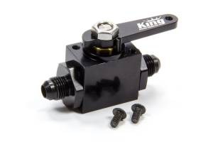 KING RACING PRODUCTS #4500 Fuel Shut Off Valve -6
