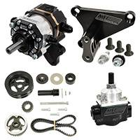 K.S.E. RACING #KSC2020-002 TandemX Pump Kit Belt Drive SBC Crate Kit