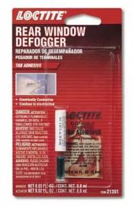 LOCTITE #194080 Rear Window Defogger Tab Adhesive