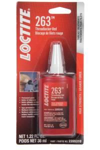 LOCTITE #2205310 263 Threadlocker Red  Su rface Insensitive 36ml