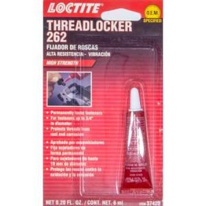 LOCTITE #487231 Threadlocker 262 Red 6ml/.20oz