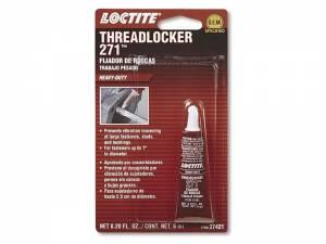 LOCTITE #487232 Threadlocker 271 HD Red 6ml/.20oz
