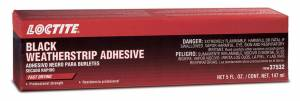 LOCTITE #495541 Black Weatherstrip Adhesive 5oz