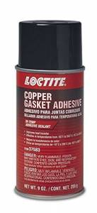 LOCTITE #502911 Copper Gasket Adhesive Aerosol 9oz