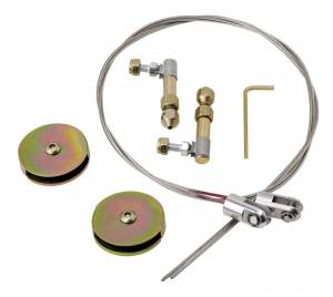 LOKAR #DLR-2100 Door Latch Cable Release Kit