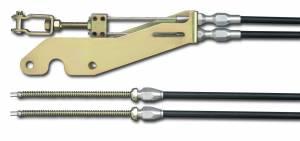 LOKAR #EC-80TU E-Brake Cables Trans Mt  * Special Deal Call 1-800-603-4359 For Best Price