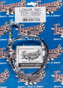 LOKAR #TCP-1000U Universal Throttle Cable Kit