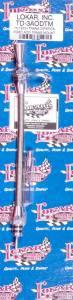 LOKAR #TD-3AODTM Transmission Dipstick Ford AOD