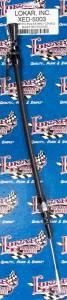 LOKAR #XED-5003 Flexible Engine Dipstick Black BBC