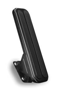 LOKAR #XFMG-6098 Blk Billet Eliminator Floor Mount Gas Pedal