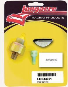LONGACRE #52-43021 Fuel Pressure Sender 1/8in NPT 4psi