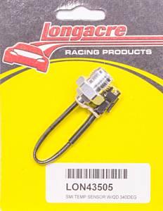 LONGACRE #52-43505 Temp Sensor 340deg w/ QD Lead & Manifold Fitt