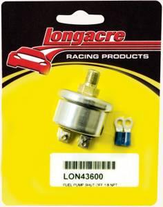 LONGACRE #52-43600 Fuel Pump Shutoff Switch