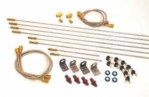 LONGACRE #52-45215 #3 Brake Line Kit