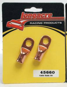 LONGACRE #52-45660 Battery Cable Ends
