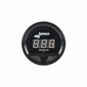 LONGACRE #52-46861 Waterproof LED Oil Temp Gauge 100-340f