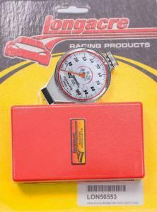 LONGACRE #52-50553 Durometer w/Plastic Case