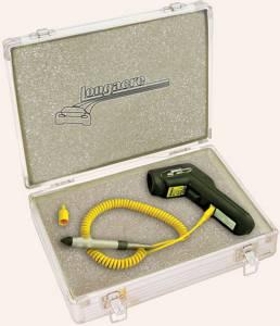 LONGACRE #52-50620 Dual Function Pyrometer w/Case