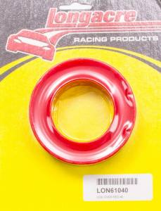 LONGACRE #52-61040 Coil Over Spring Rubber Red 40