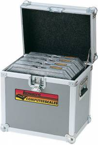 LONGACRE #52-72292 2.5in. Scale Storage Box