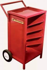 LONGACRE #52-72304 Roll Around Scale Cart