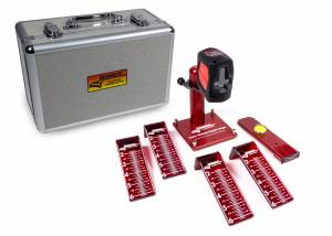 LONGACRE #52-72983 Chassis Height Checker & Pad Leveling Laser Tool