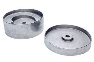 LONGACRE #52-73502 Spring Cups for 5in & 5.5in OD Springs
